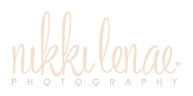 Nikki Lenae Photography | Newborn and Maternity Photographer logo